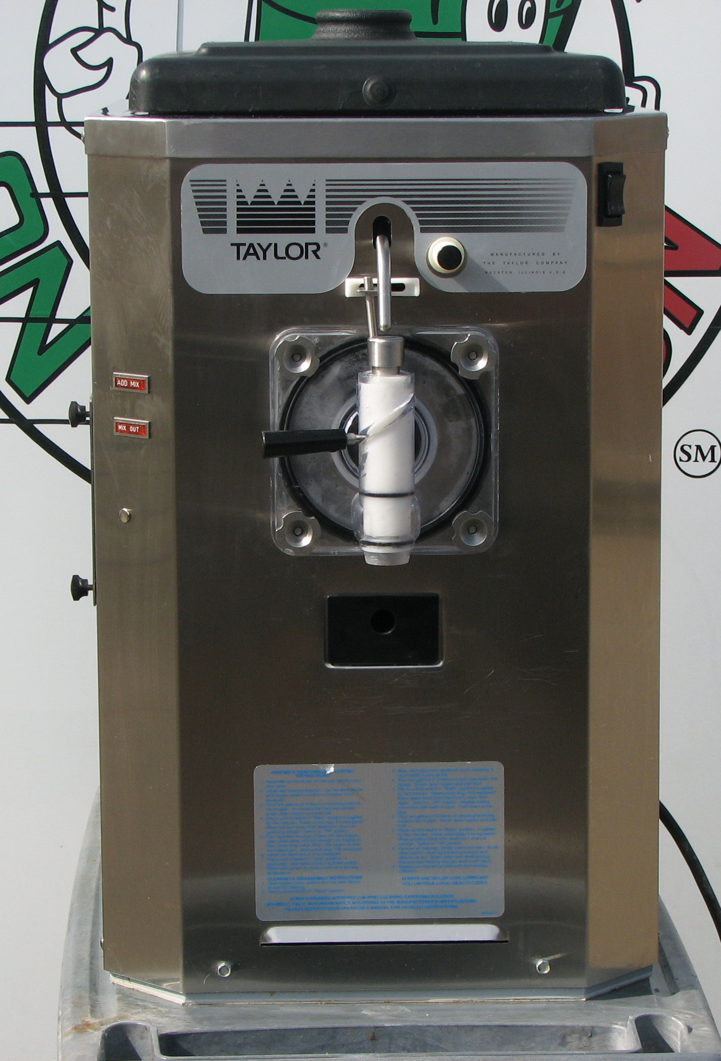 Taylor 430 Margarita Machine