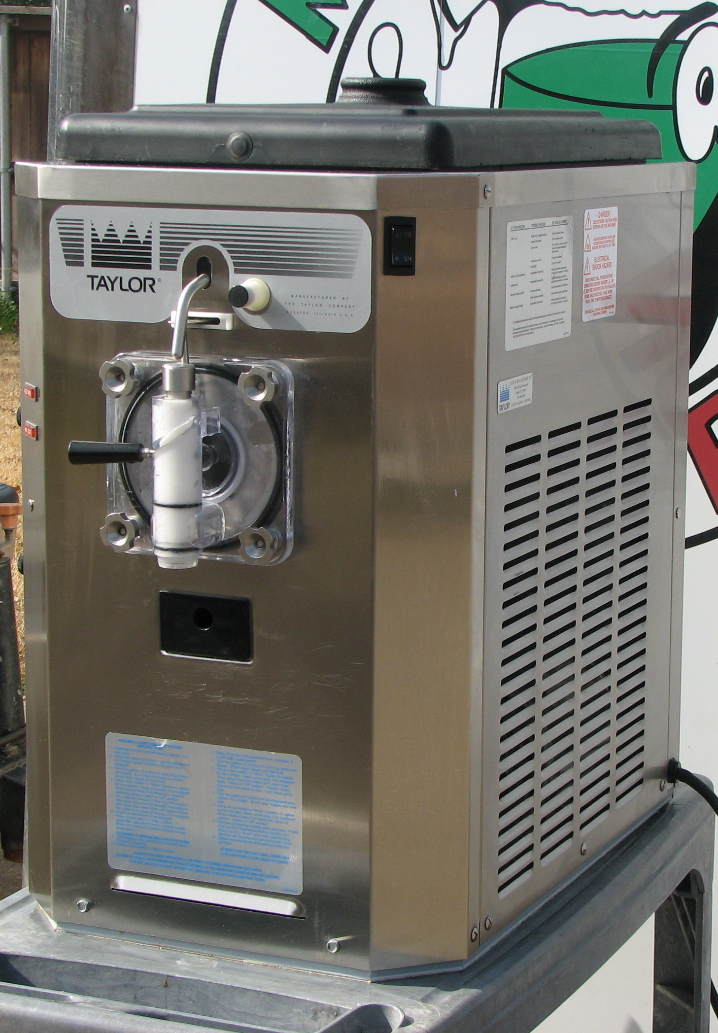 Taylor 430 frozen drink machine