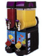 Faby Frozen Drink Machine, Granita Machine, Slush Machine & Margarita Machine