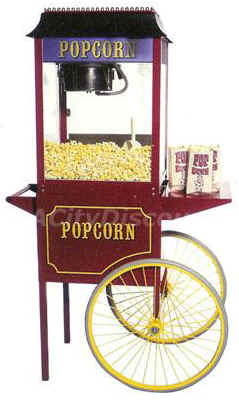 Pop Corn Machine Rental Dallas / Ft Worth