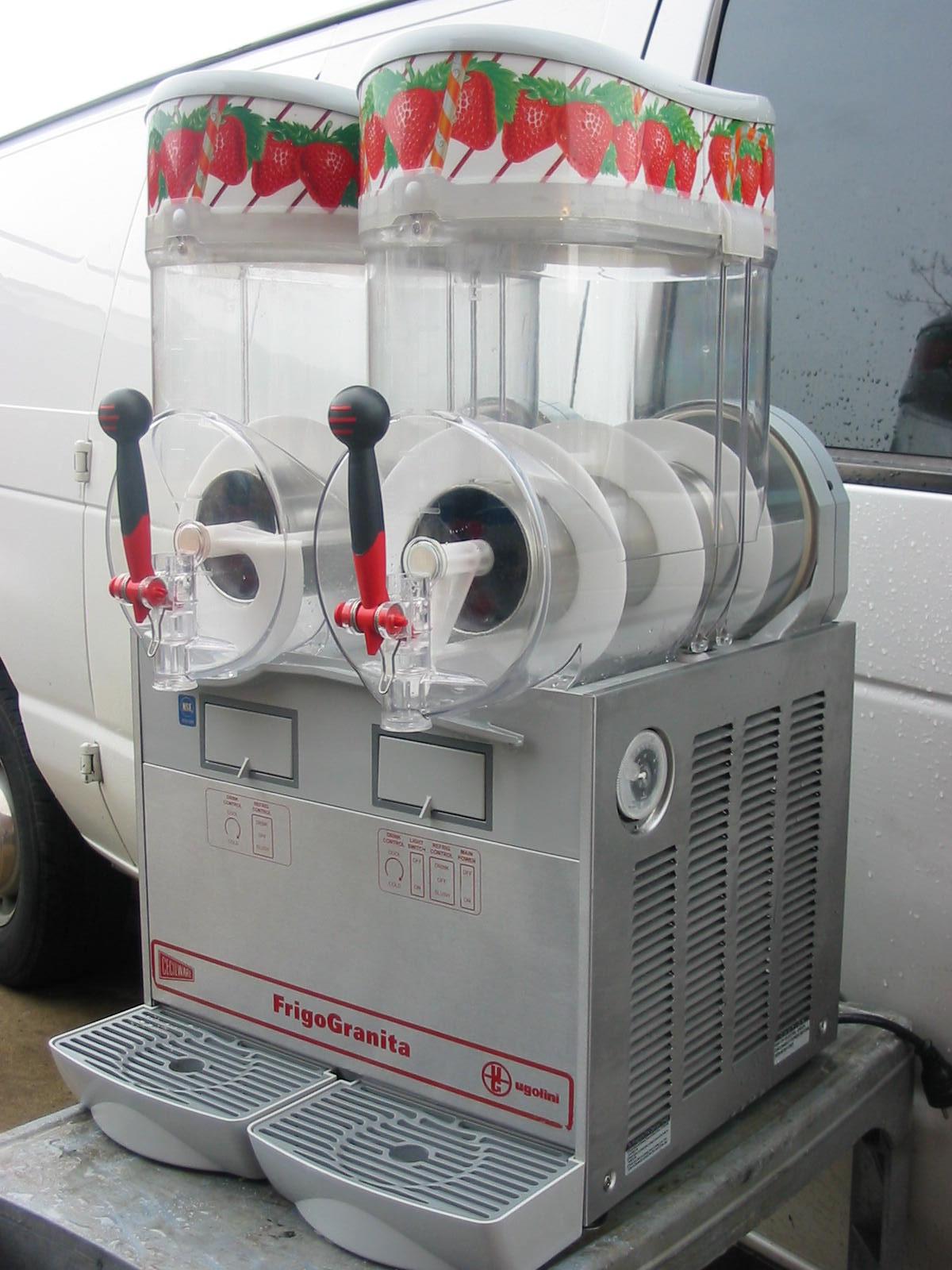 refurbished frozen drink machine
