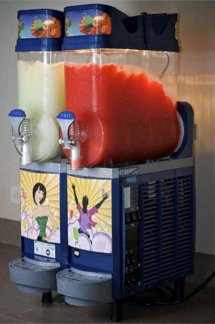 New Faby Frozen Margarita Machine